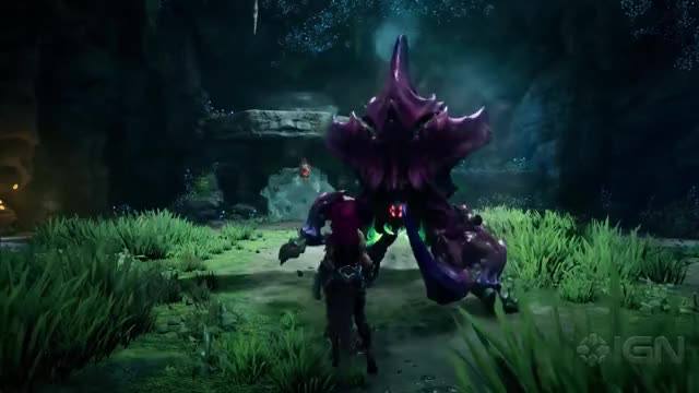 Watch and share Darksiders Iii GIFs and Gunfire Games GIFs on Gfycat