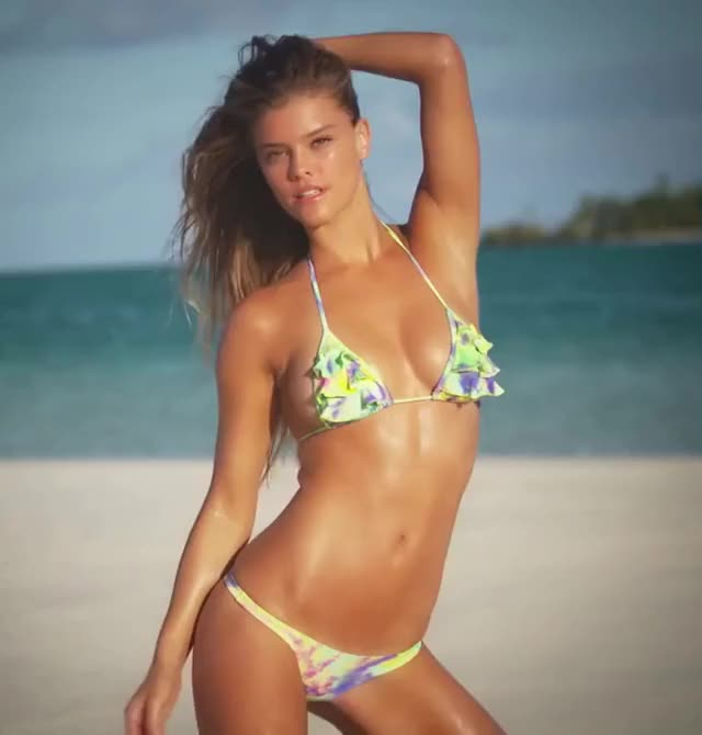 Watch and share Nina Agdal GIFs and Bikini GIFs by manmilkmilkman on Gfycat