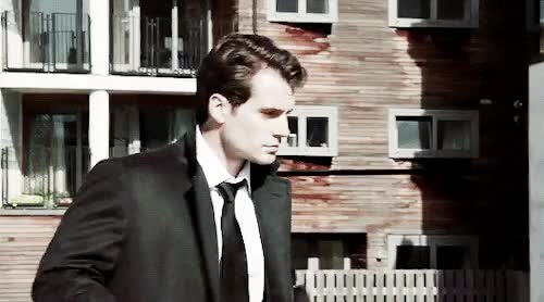 Watch and share Napoleon Solo GIFs and Henry Cavill GIFs on Gfycat