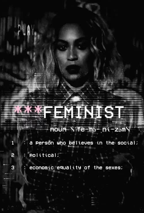 Watch and share Black Is Beautiful GIFs and Beyonce Feminist GIFs on Gfycat