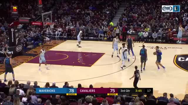 Watch and share Cleveland Cavaliers GIFs and Dallas Mavericks GIFs by dirk41 on Gfycat