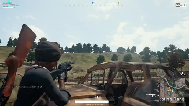 Watch and share PlayerUnknown's Battlegrounds 10.17.2017 - 11.32.59.07.DVR.mp4 GIFs by luka1791 on Gfycat