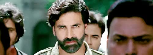 Watch and share Gabbar Is Back GIFs and He's Adorable GIFs on Gfycat