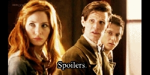 10th doctor, 11th Doctor, Alex Kingston, Matt Smith, doctor who, love, mattex, otp, river song, spoilers, the doctor, yowzah, spoilers doctor who GIFs