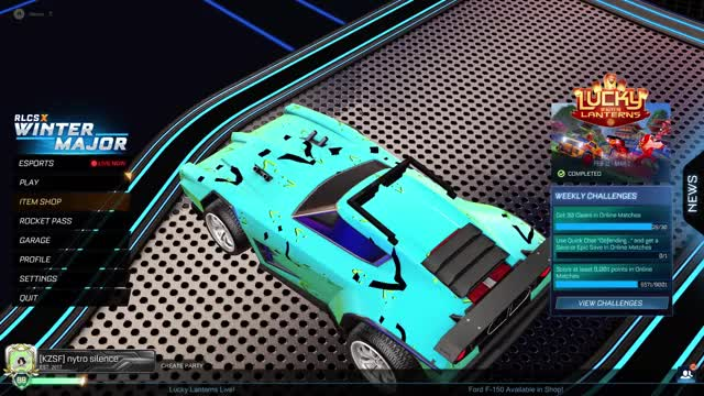 Watch and share Rocket League 2021-02-21 - 15-37-21-16-DVR GIFs on Gfycat