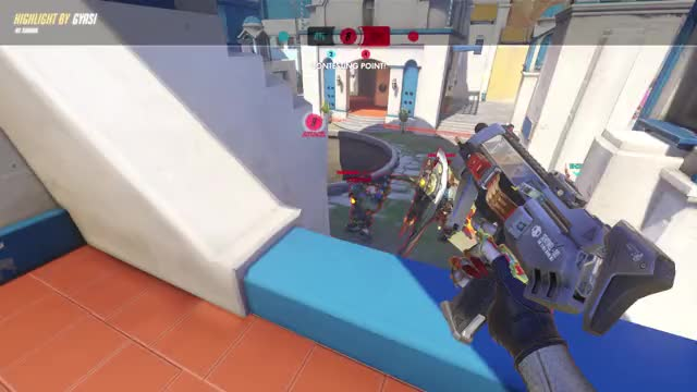Watch and share Overwatch GIFs and Sombra GIFs by gyasiow on Gfycat
