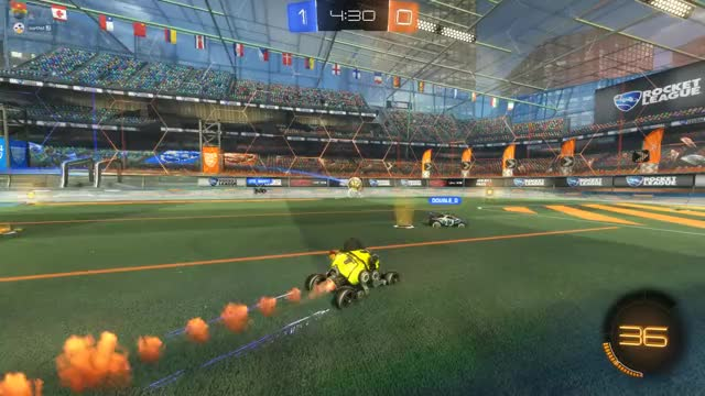 Watch and share Rocket League 2019.10.16 - 23.54.32.09 Trim GIFs on Gfycat
