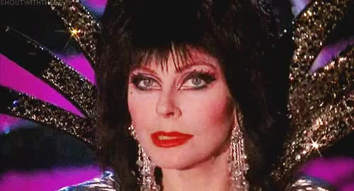 Watch and share Cassandra Peterson GIFs and Photoshit GIFs on Gfycat