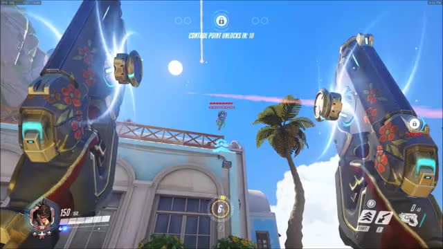 Watch and share Overwatch GIFs and Pharah GIFs by Malo on Gfycat