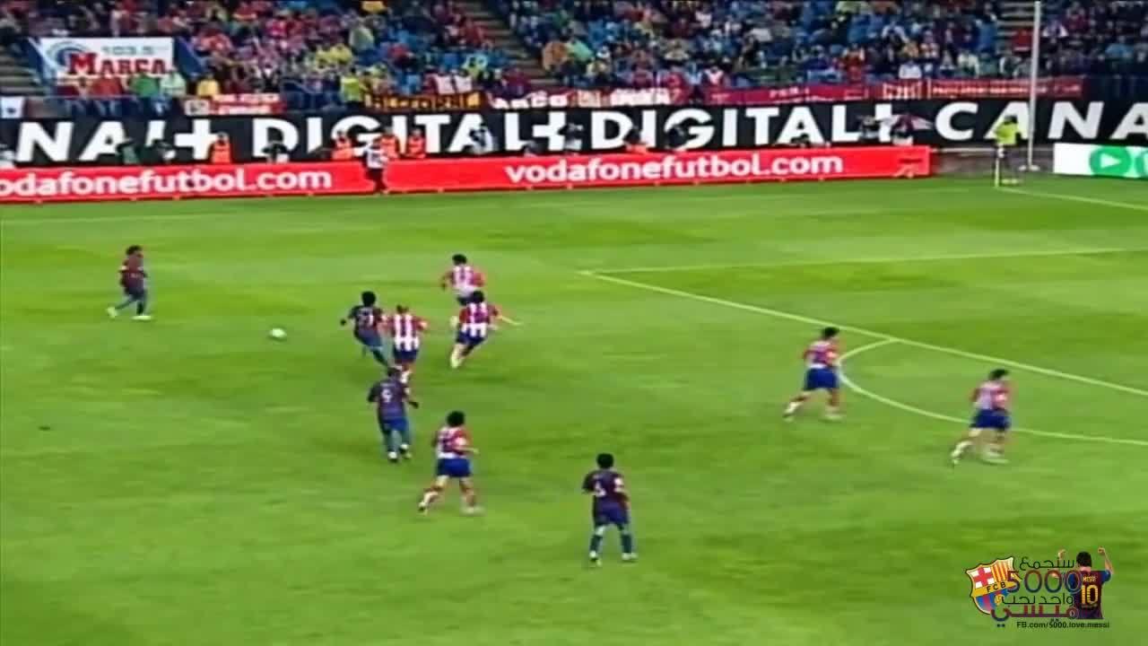 soccergifs, Ronaldinho ● Top 10 Goals in FCBarcelona   HD   (reddit) GIFs