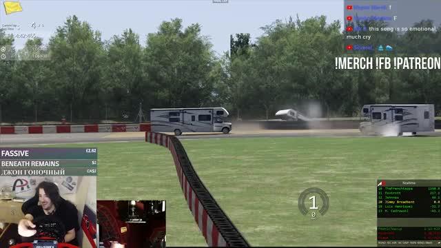 Watch and share Formula One GIFs and Sim Racing GIFs on Gfycat