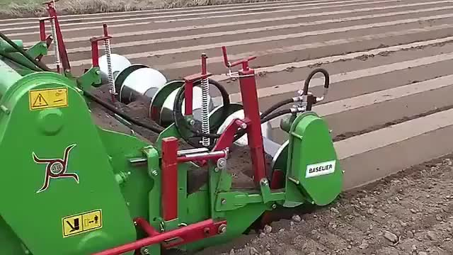 Watch How farmers make perfect dirt rows. (reddit) GIF on Gfycat. Discover more educationalgifs GIFs on Gfycat