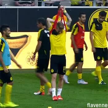 Watch and share Borussia Dortmund GIFs and Julian Weigl GIFs on Gfycat