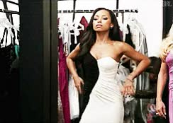 Watch and share Logan Browning GIFs on Gfycat