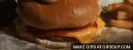 Watch and share This Is A Tasty Burger GIFs on Gfycat