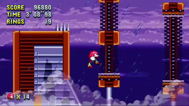 Watch and share A Rock Launcher GIFs and Sonicmania GIFs by Gamer DVR on Gfycat