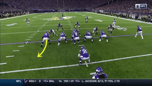 Watch and share Minnesota Vikings GIFs and Baltimore Ravens GIFs by Eric Thompson on Gfycat