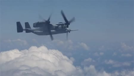 Watch and share 3V-22 Osprey GIFs on Gfycat