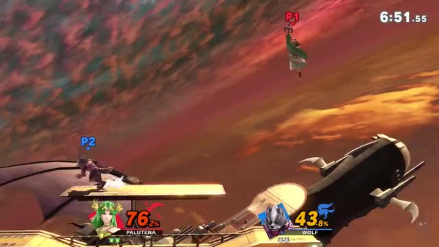WOLF IS FREE! Wolf Montage - Super Smash Bros. Ultimate