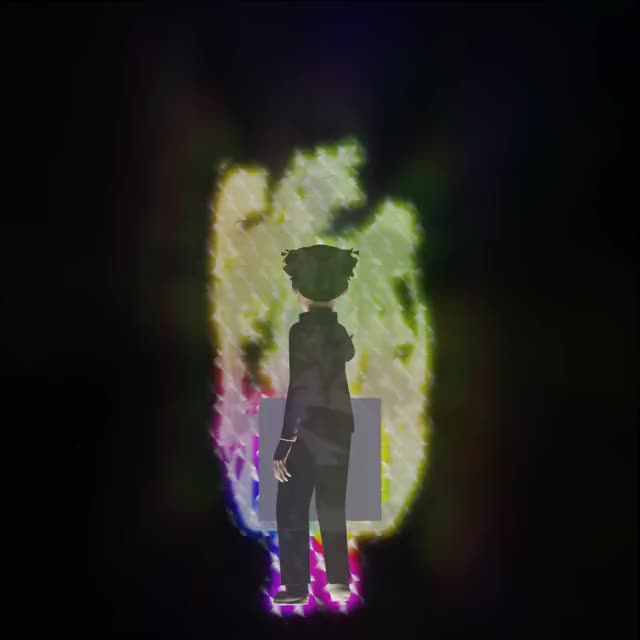 Watch and share Mob Psycho 100 GIFs and Blender GIFs by Koyle on Gfycat