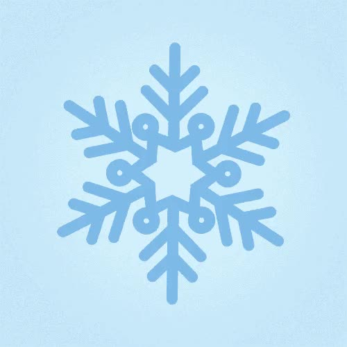 Watch and share Christmas Gif Snowflake GIFs on Gfycat
