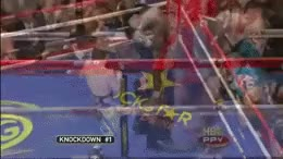 Watch and share Mayweather Check Hook GIFs by mightyfighter on Gfycat