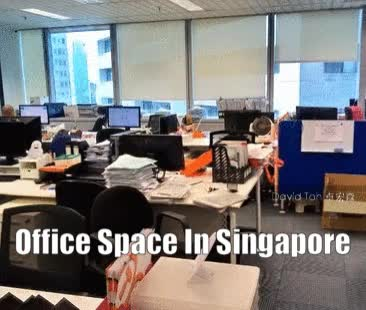 Watch and share Singapore GIFs and Office GIFs by CBD Office Rental on Gfycat