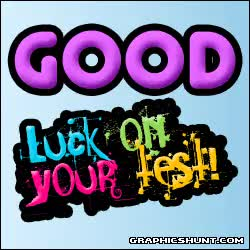 Watch and share Good Luck On Your Test GIFs on Gfycat