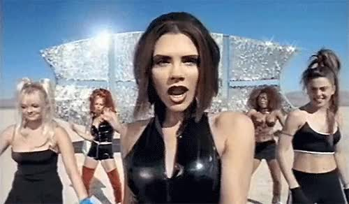 Watch this music GIF on Gfycat. Discover more music, victoria beckham GIFs on Gfycat