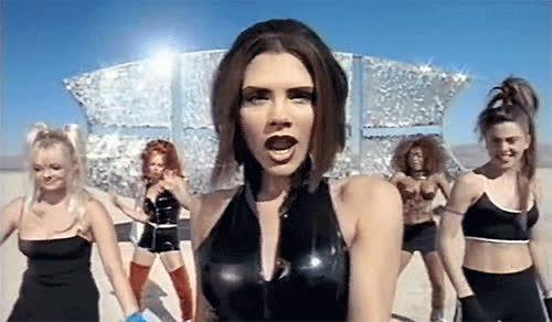 music, victoria beckham, posh spice victoria beckham spice girls GIFs