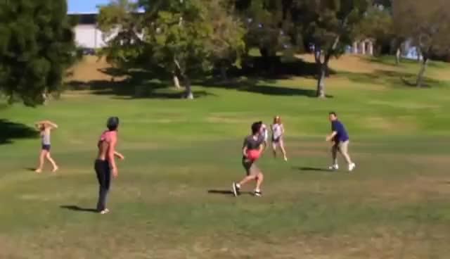 Watch and share David Choi GIFs and Kick Ball GIFs on Gfycat