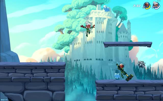 Watch and share Brawlhalla GIFs and Sentinal GIFs by lupusanunnaki on Gfycat