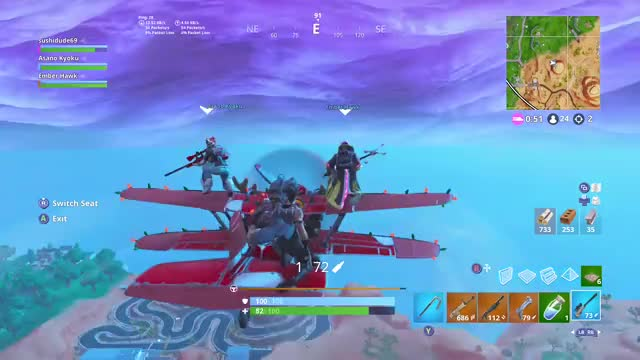 Watch and share Sushidude69 GIFs and Fortnite GIFs by Gamer DVR on Gfycat
