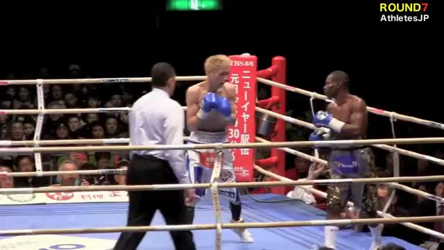 Watch リゴンドーvs天笠【7-9R】Guillermo Rigondeaux - Hisashi Amagasa WBA WBO Super Bantamweightボクシング GIF on Gfycat. Discover more related GIFs on Gfycat