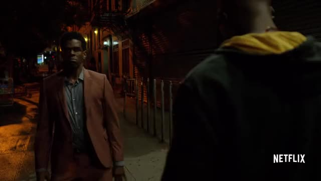 Watch this luke cage GIF by roccosupreme on Gfycat. Discover more Netflix, Netflix Original Series, Netflix Series, Trailer, documentary, luke cage, mike colter, movies, movies online, netflix, netflix original series, netflix series, newsgeek, player.one, playerdotone, streaming, television, television online, trailer GIFs on Gfycat