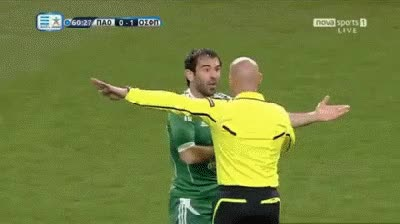 Watch and share Funny People GIFs and Football GIFs by Notonu on Gfycat