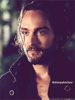 Watch and share He's Just So Pretty GIFs and Sleepy Hollow Edit GIFs on Gfycat