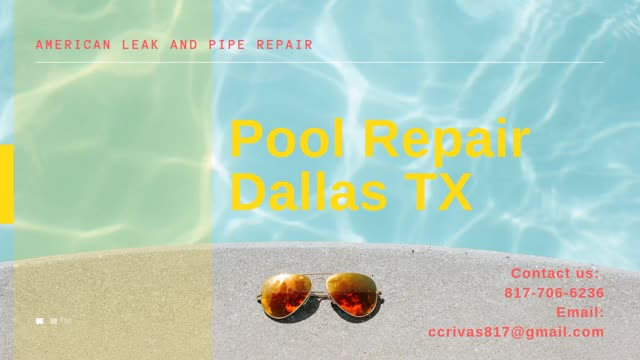 Watch and share Pool Repair Dallas TX GIFs by Scott Danny on Gfycat