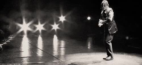 Watch and share Billie Jean - This Is It GIFs on Gfycat