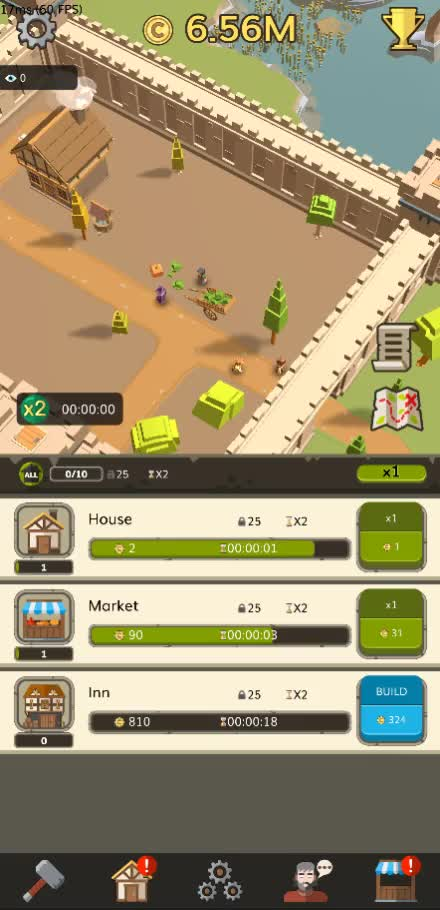 Watch Idle Medieval Tycoon GIF by @prophetwojtek on Gfycat. Discover more related GIFs on Gfycat