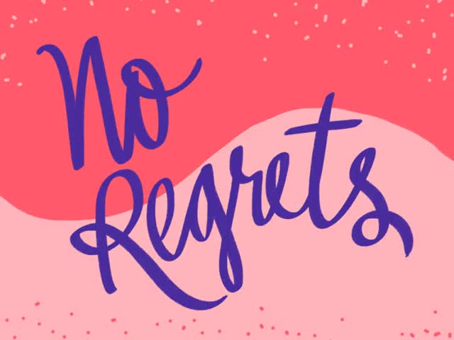 Watch and share No Regrets GIFs on Gfycat