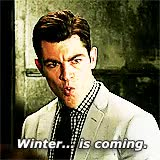 Watch and share Winter Is Coming GIFs and Max Greenfield GIFs on Gfycat
