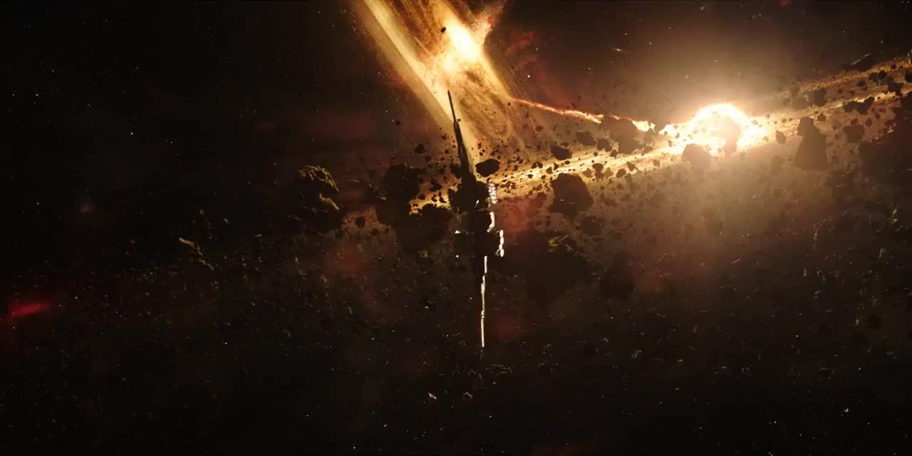 DSC, Discovery, Michael Burnham, Sonequa Martin-Green, Star Trek, Star Trek Discovery, Vulcan Hello, Vulcan Hello GIFs
