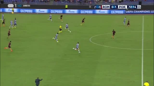 Watch and share Layun Goal (Roma 0-2 Porto) GIFs on Gfycat