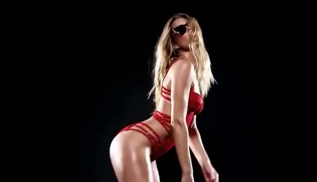 Watch and share Day 11 - Doutzen Kroes By Hype Williams (LOVE Advent 2016) GIFs on Gfycat