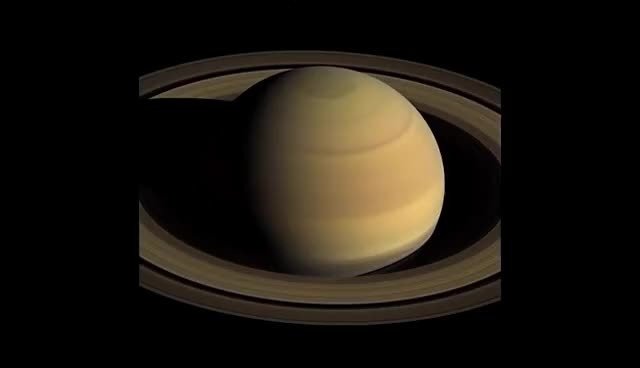 Cassini Saturn NASA