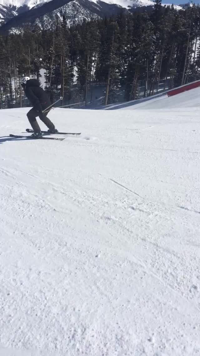 Watch and share Telemark GIFs and Skiing GIFs by Sky on Gfycat