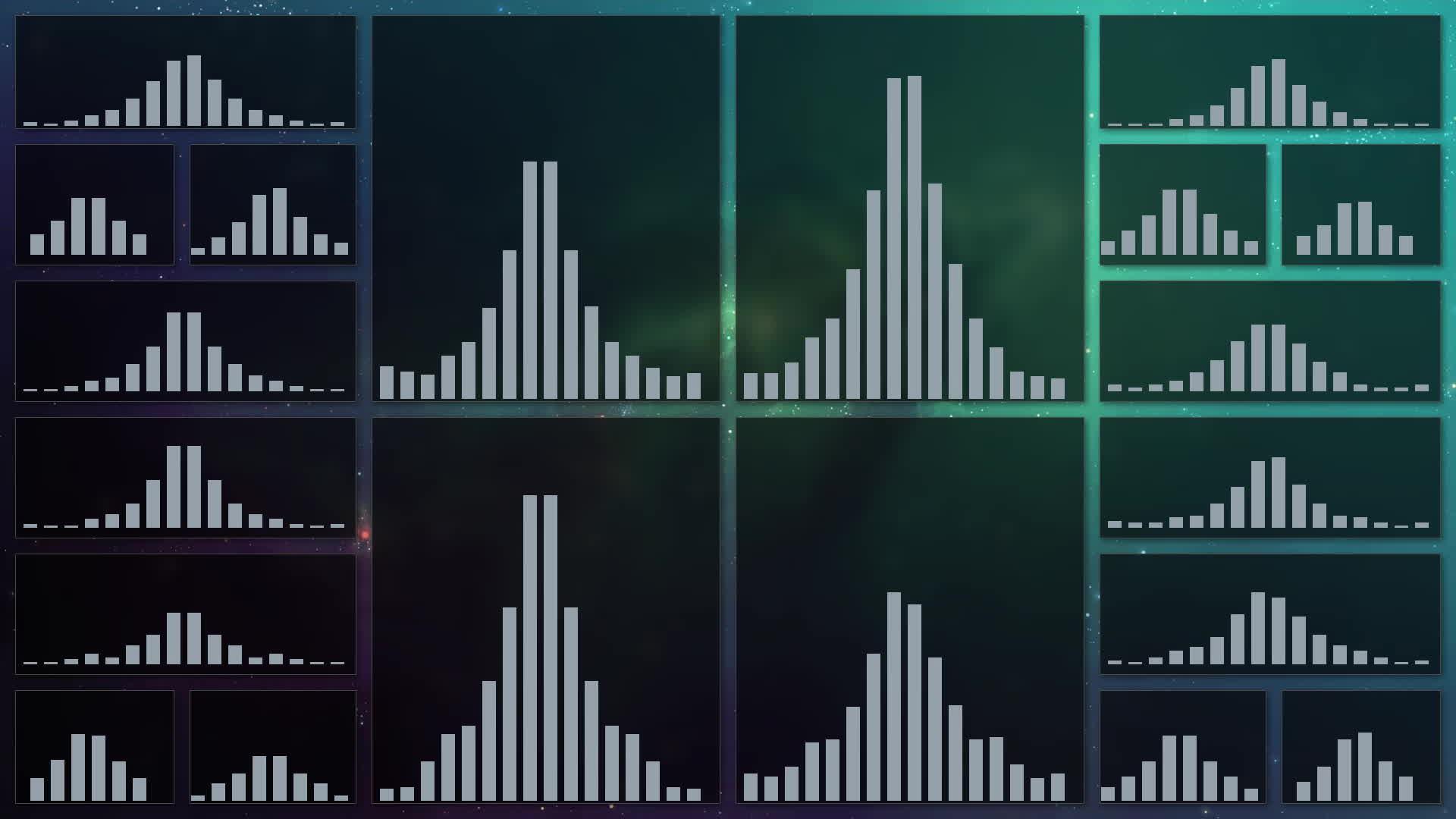 unixporn, i3 productivity GIFs