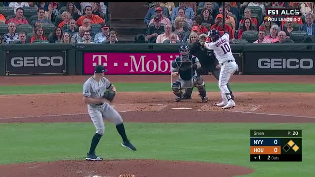 Watch and share Houston Astros GIFs and Baseball GIFs by Dan Szymborski on Gfycat