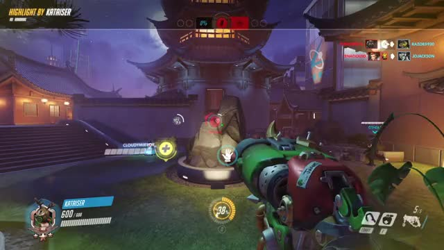 Watch and share Highlight GIFs and Overwatch GIFs by Kataiser on Gfycat